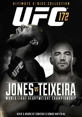 UFC 172 BY JONES,JON (DVD)